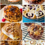 Some of my favorite breakfast recipes