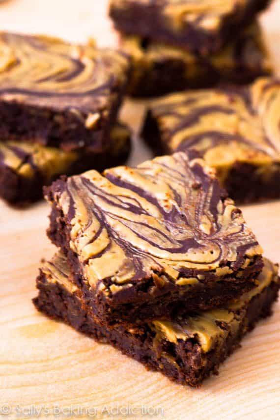 Peanut Butter Trail Mix Bars - Sallys Baking Addiction