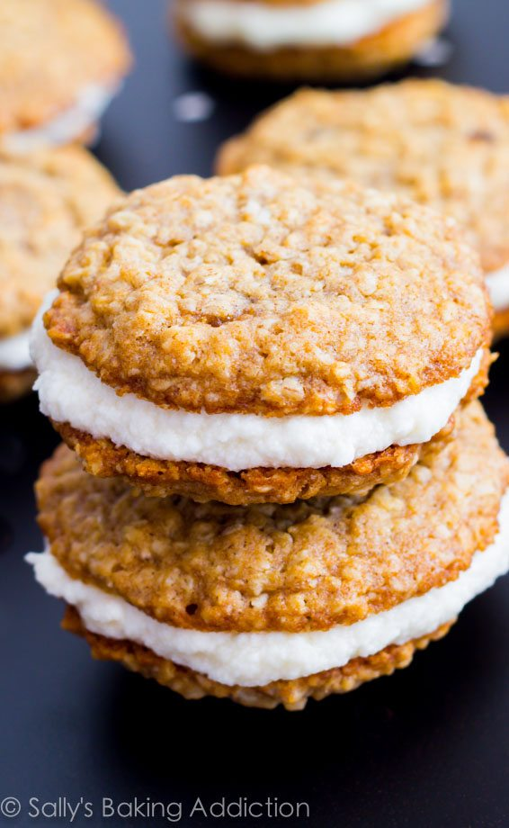 recipe: double decker oatmeal creme pie for sale [17]