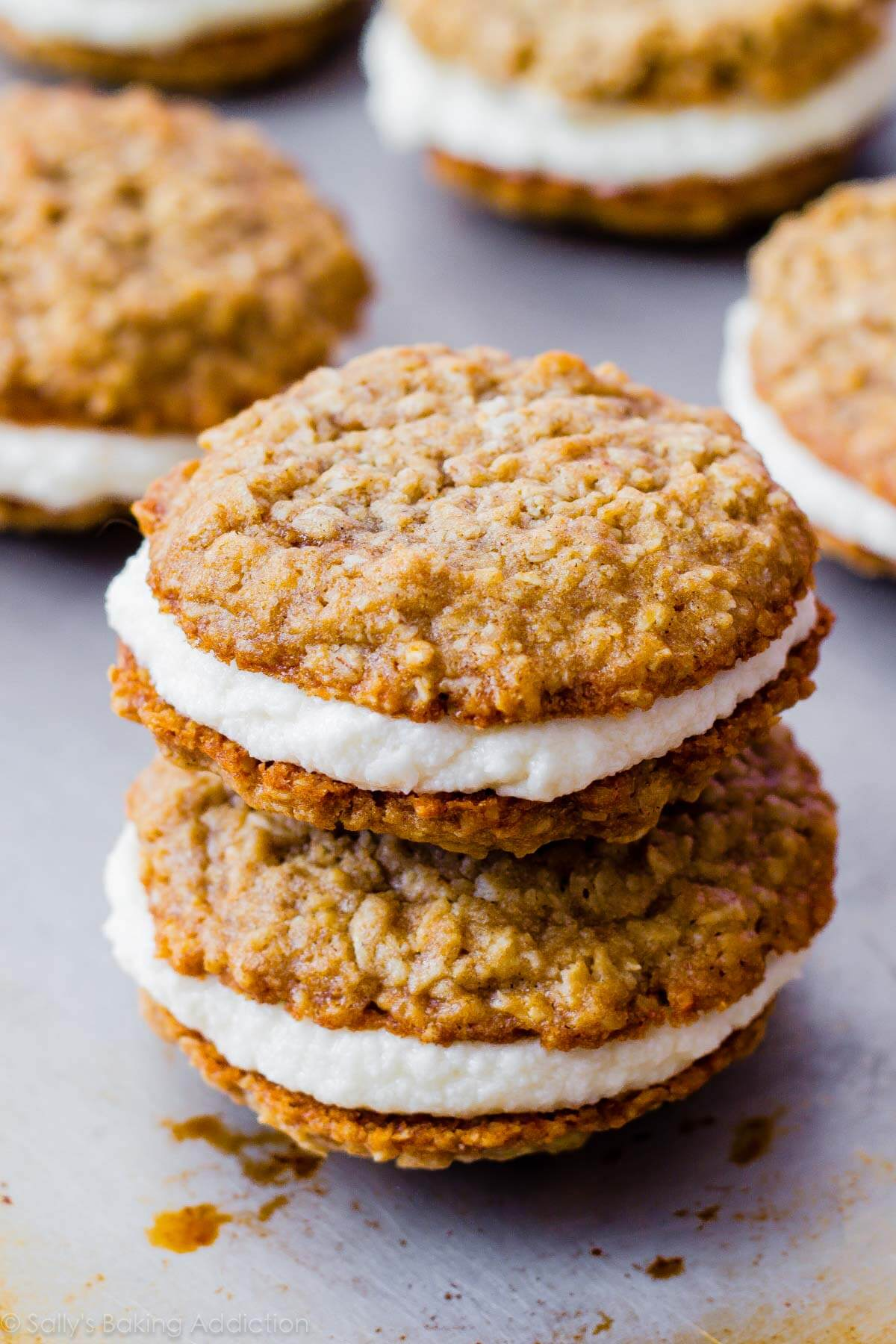 recipe: double decker oatmeal creme pie for sale [38]