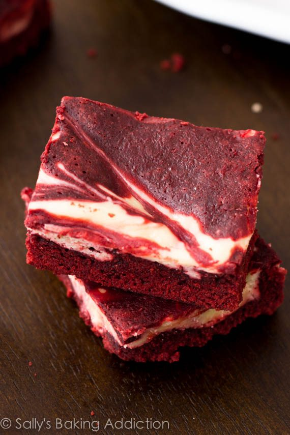 Velvet Brownie Swirl Cake Recipe — Dishmaps