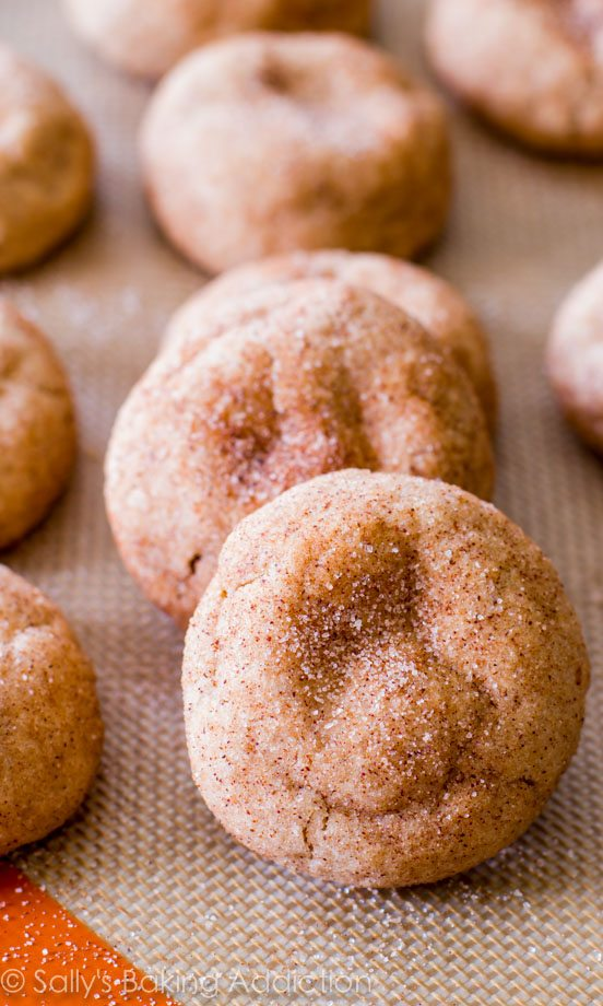 Snickerdoodle cookies recipes easy