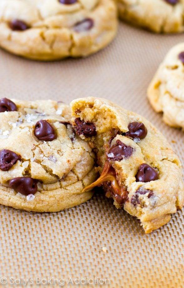 Bbc Good Food Chocolate Cookies With White Choc Chip