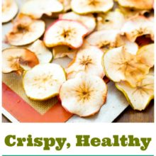 Crunchy Baked Apple Chips1