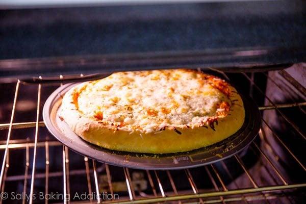 Homemade Pizza Crust Recipe Sallys Baking Addiction