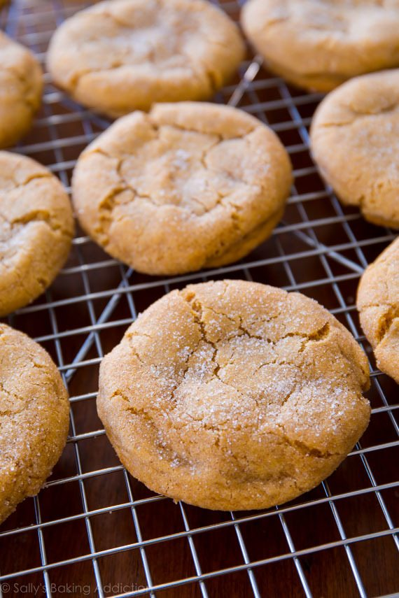 Super soft and chewy brown sugar cookies - no mixer required! Recipe ...
