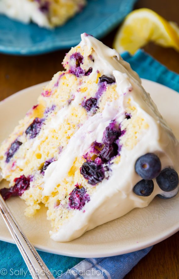 Coffee Cake With Fresh Fruit