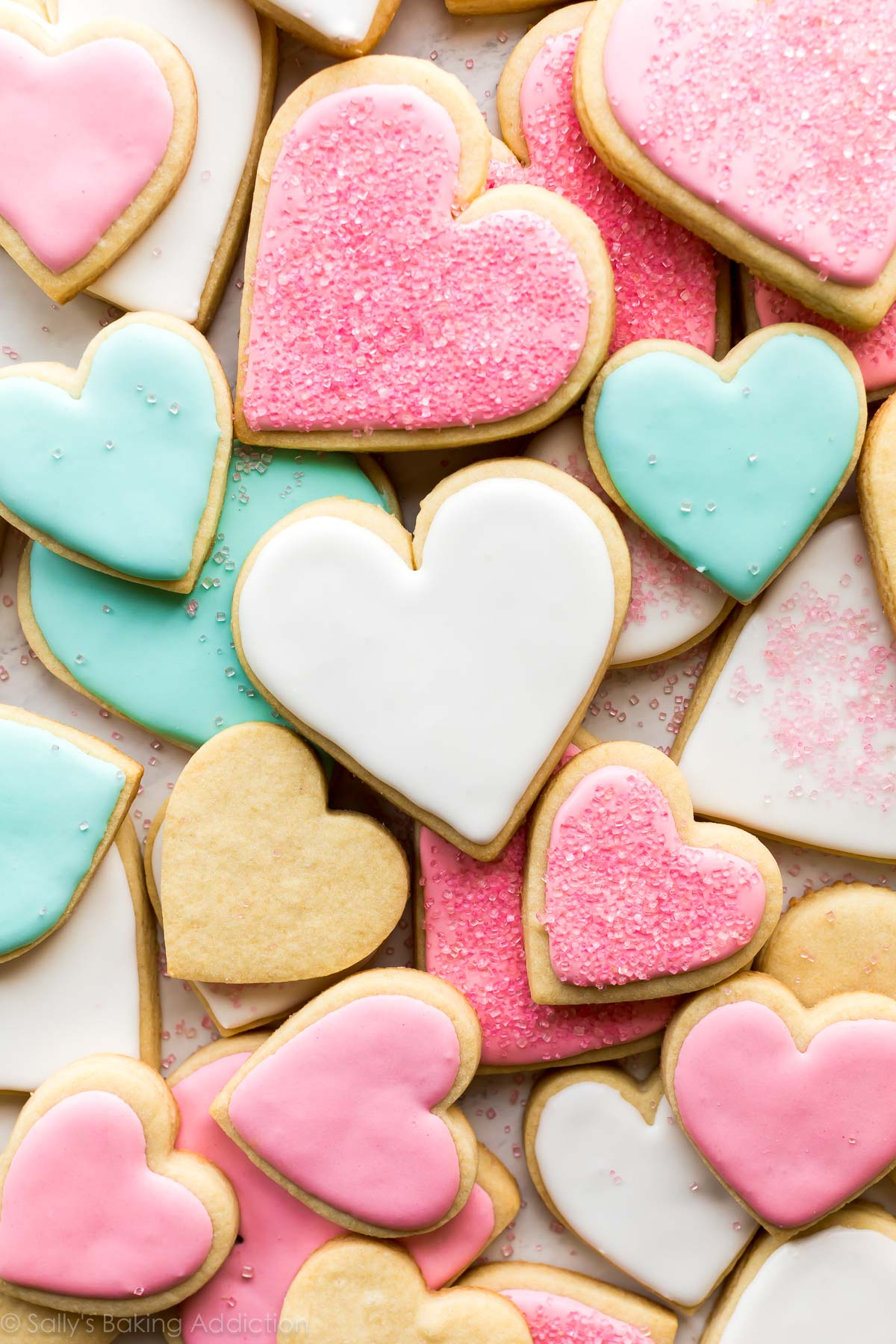 NEW MINI DOUBLE HEARTS  COOKIE CUTTER