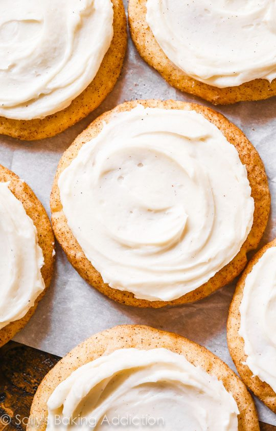 Sally's Baking Addiction Chai Spice Cookies-3