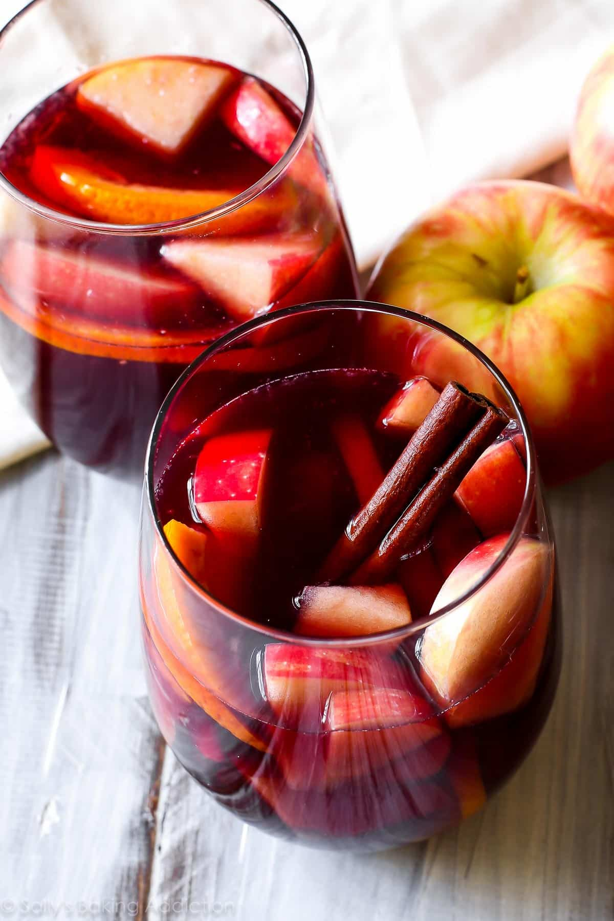 Fall Bucket List for Friends - Drink Sangria