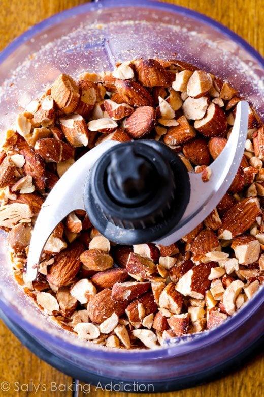 How to Make Chocolate-Dipped Almond Biscotti by sallysbakingaddiction.com