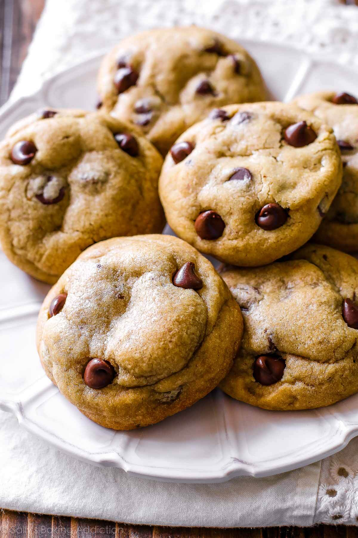 Brown Butter Chocolate Chip Cookies - Sallys Baking Addiction