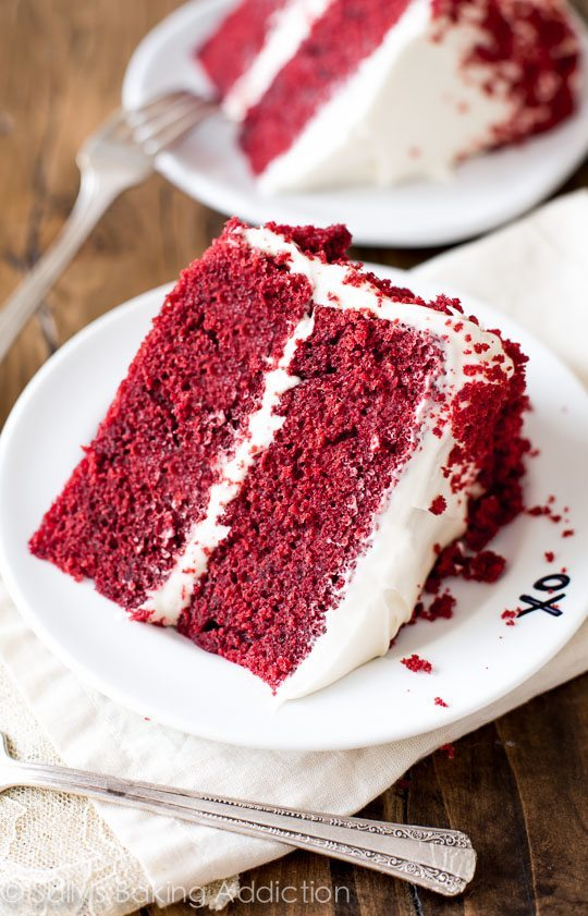 Red Velvet  Layered Cake Recipe