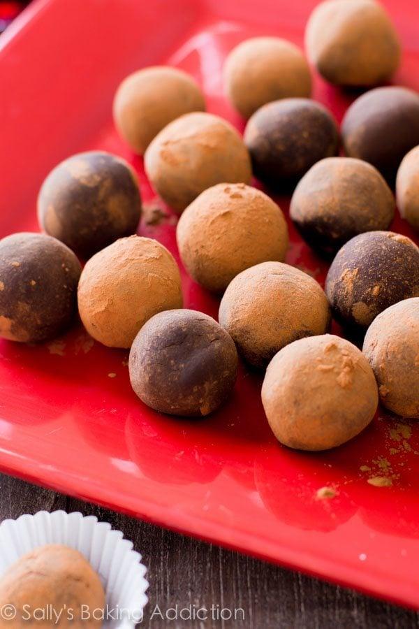 Sally's Candy Addiction Truffles