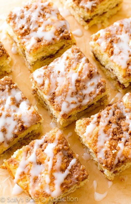 Old Fashioned Crumb Cake Recipe on sallysbakingaddiction.com-2
