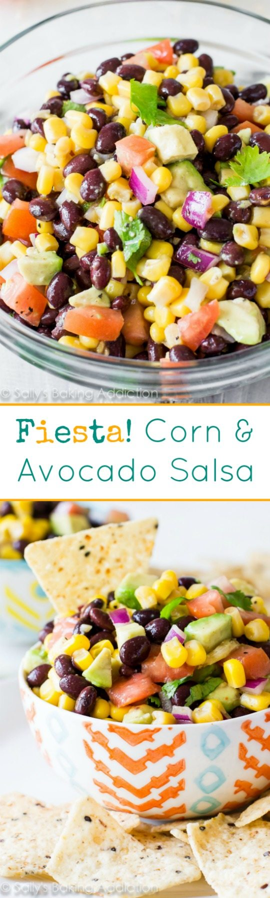 Corn And Avocado Salsa Recipe — Dishmaps