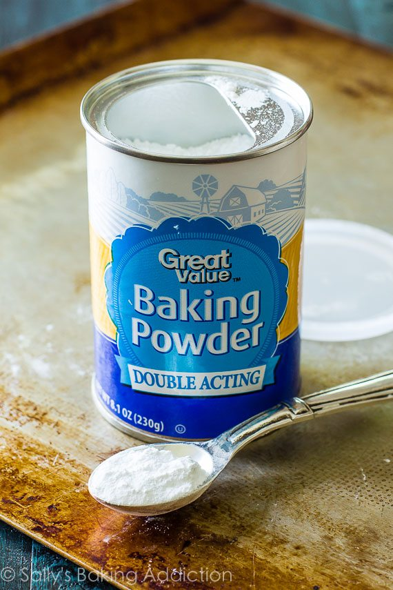 Learn everything you need to know about the differences between baking powder and baking soda. Complete, easy-to-understand details!