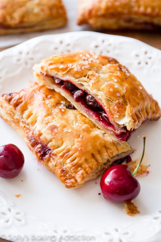 recipe: cherry turnovers with phyllo dough [9]