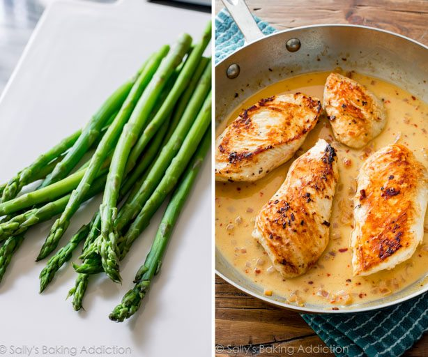 Chicken Breasts With Lime Sauce Recipe — Dishmaps