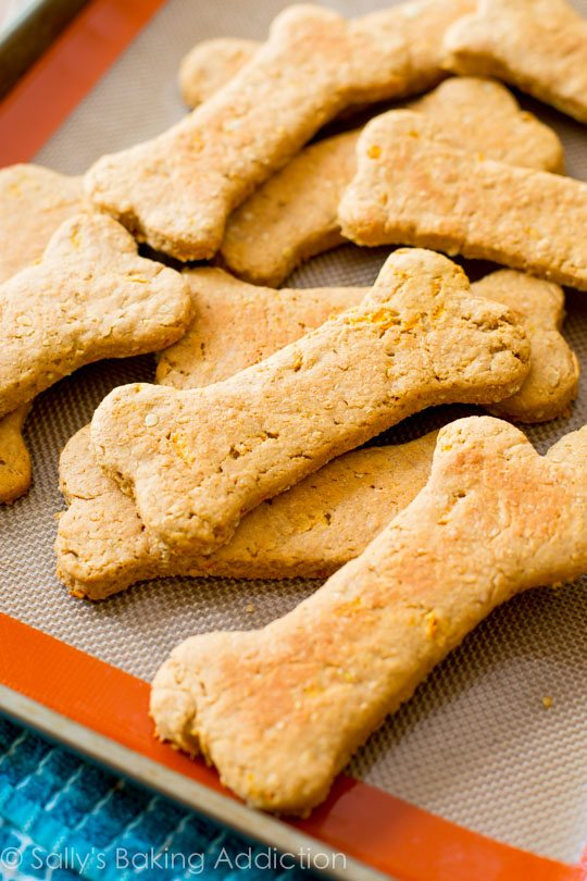Recipe For Dog Treats Without Peanut Butter