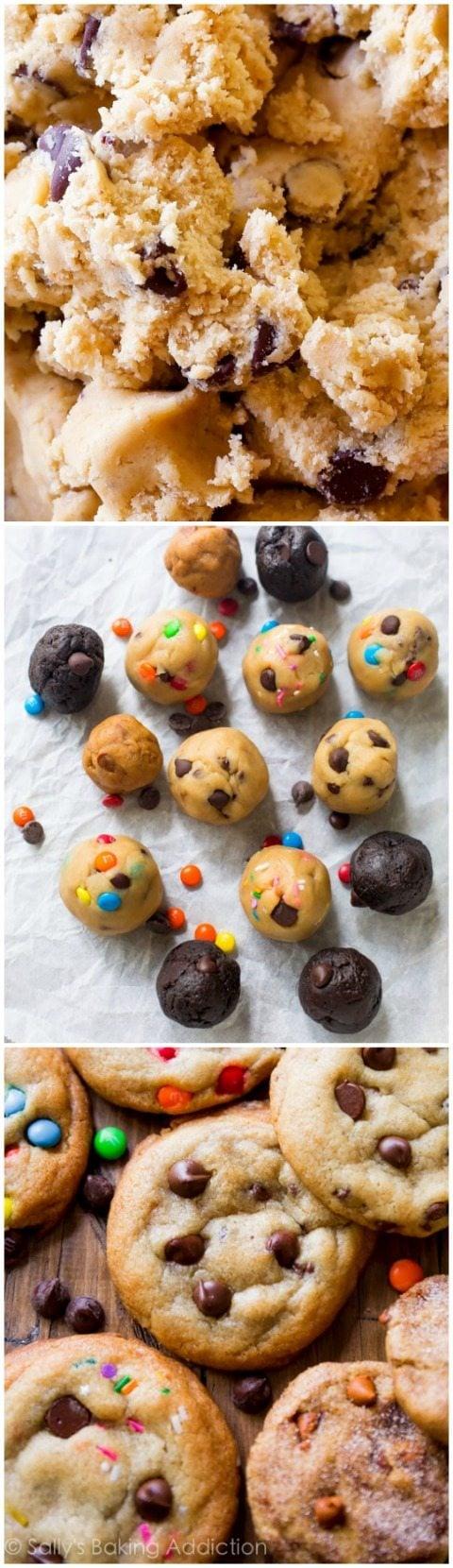 How to Freeze Cookie Dough - Sallys Baking Addiction