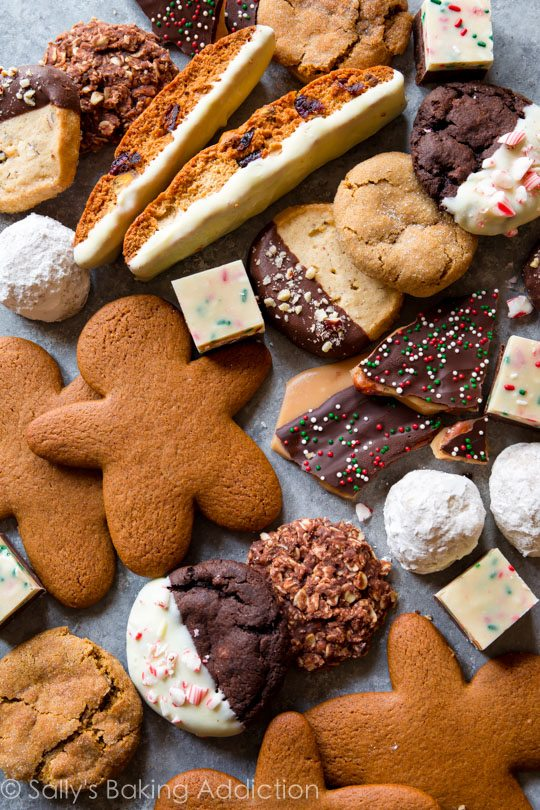 50+ Favorite Christmas Cookie Recipes - Sallys Baking Addiction