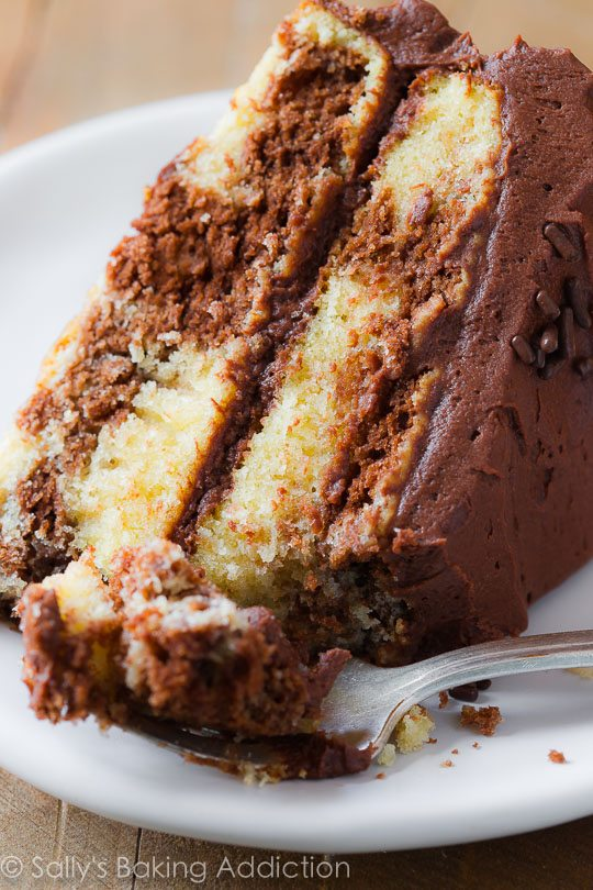 Chocolate Russian Coffee Cake Recipe