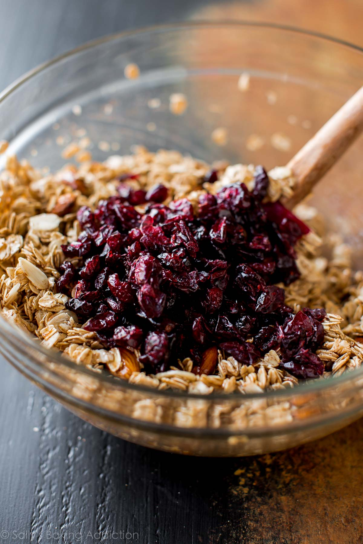 maple-almond-cranberry-granola-3