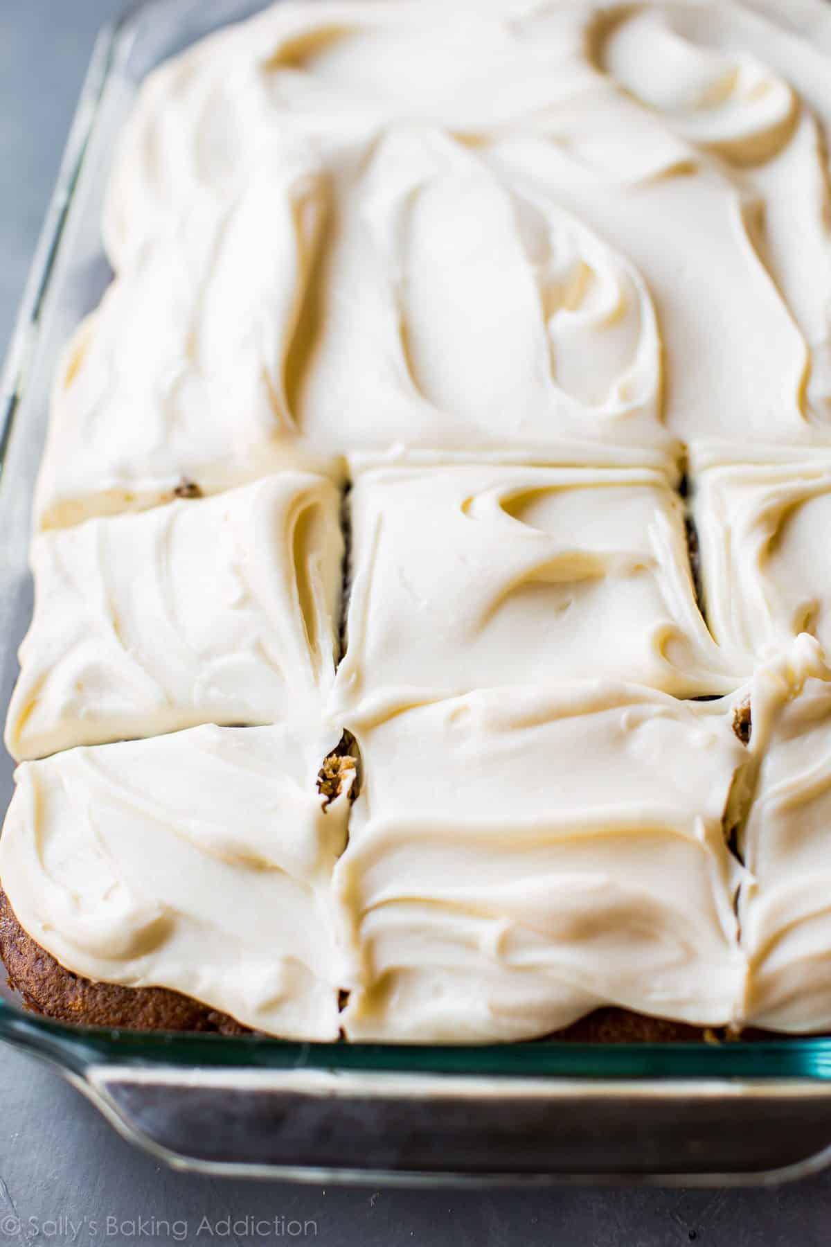 Carrot Cake Recipes Using Spice Cake Mix