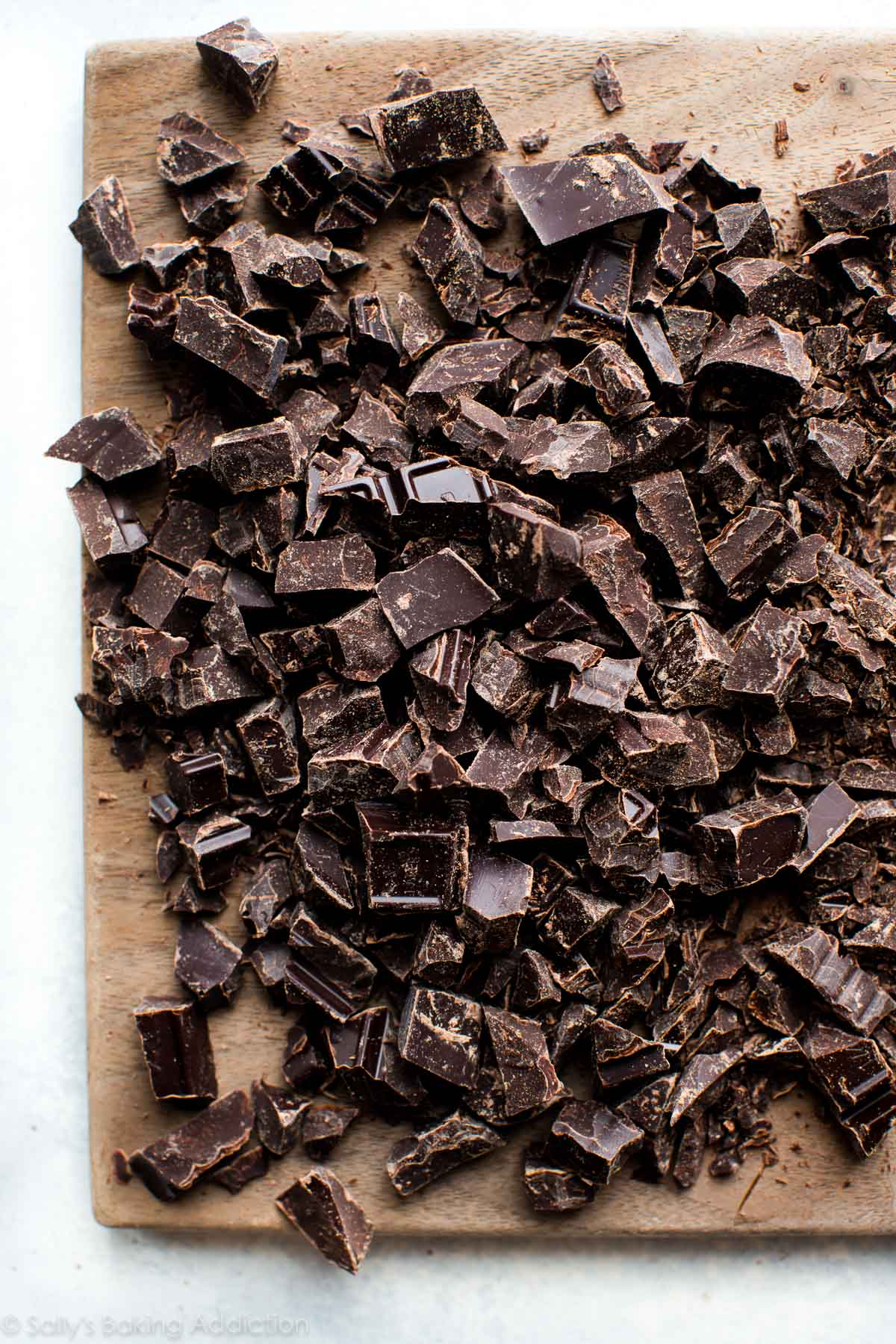 chopped-chocolate-for-hi-hat-cupcakes