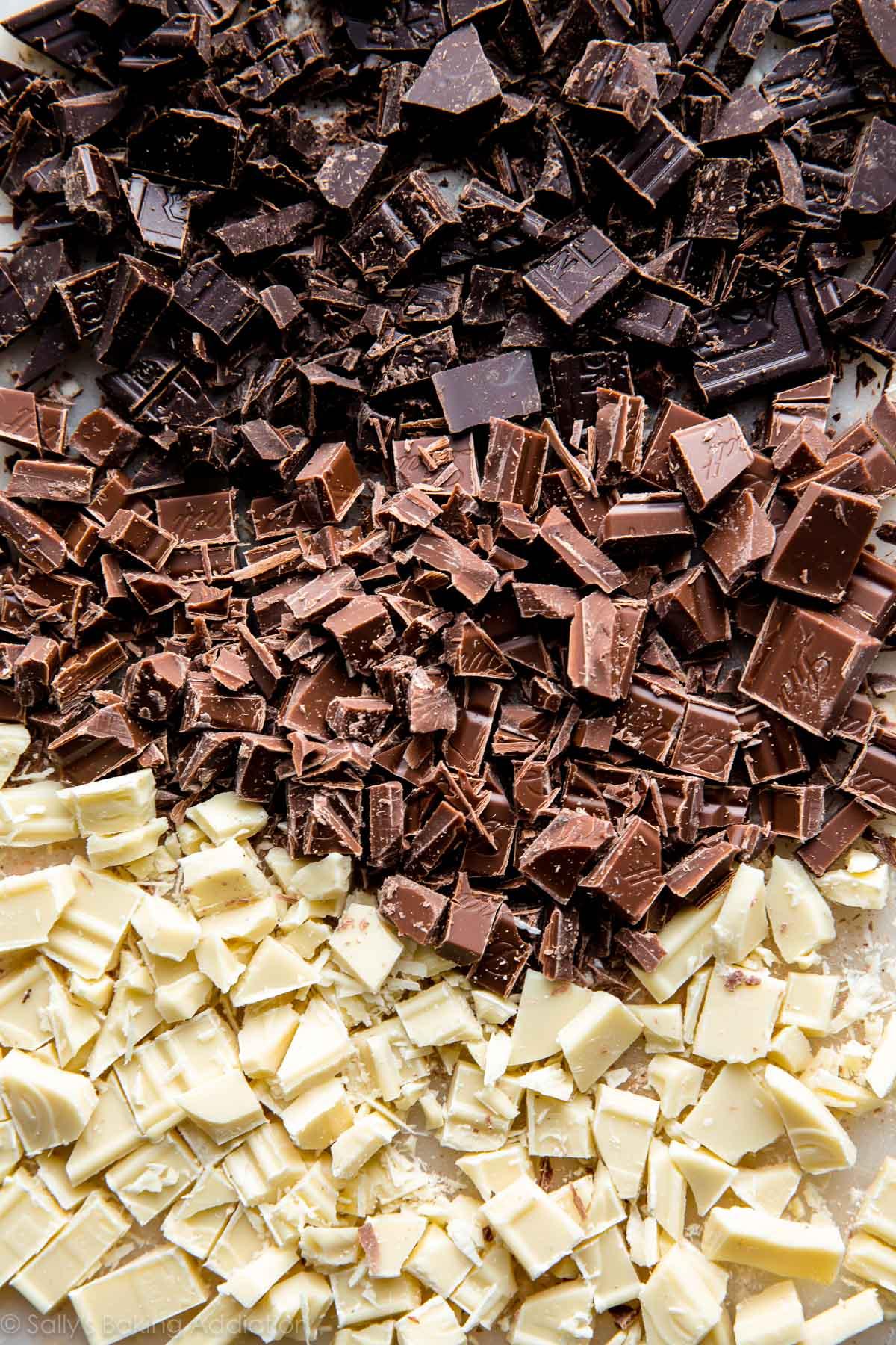 Baking Basics: Baking with Chocolate | Sally's Baking Addiction