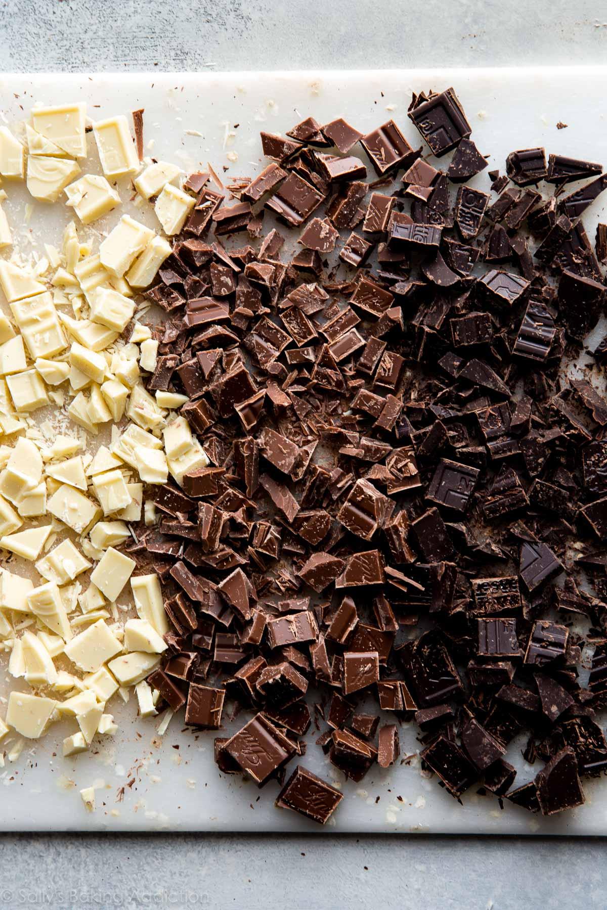 Baking Basics: Baking with Chocolate - Sallys Baking Addiction