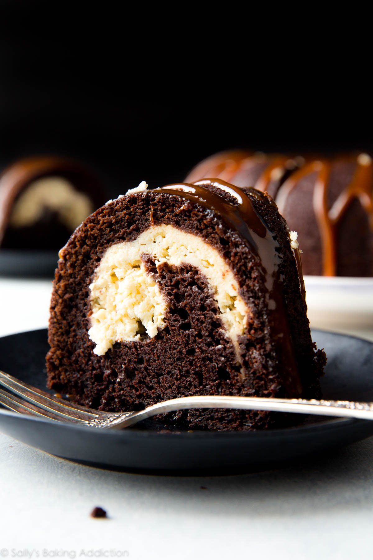 Chocolate Sauce For Bundt Cake
