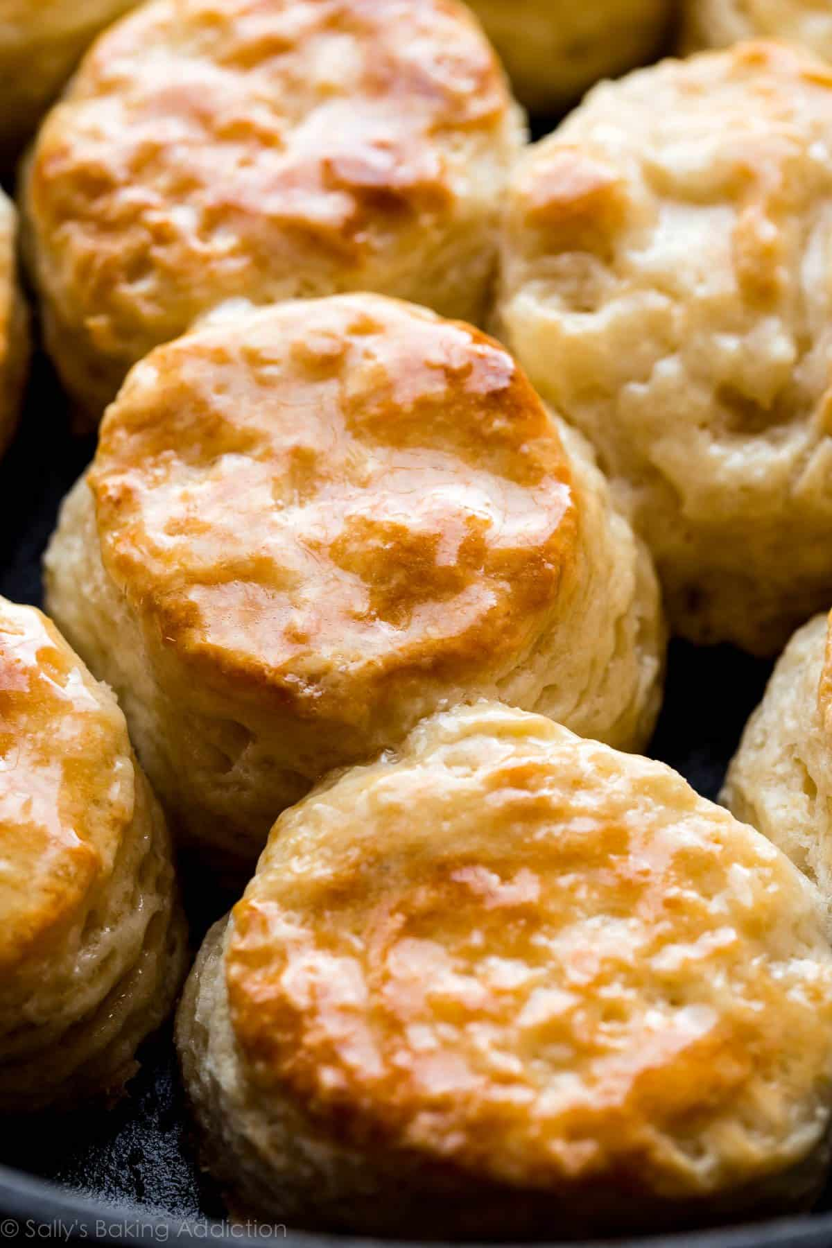 The Tricks for Flaky Buttermilk Biscuits - Sallys Baking ...