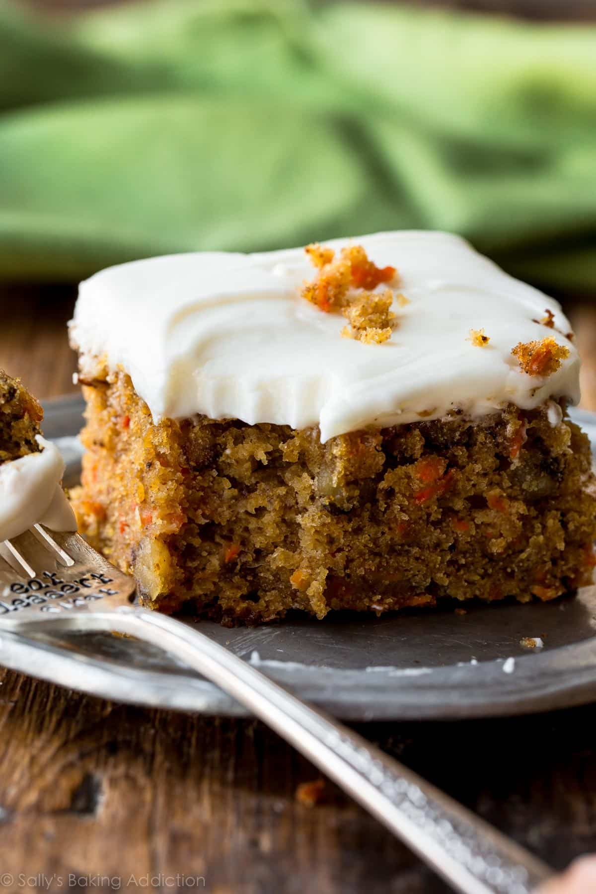 The Best Carrot Cake Recipe Is This Pineapple With Cream Cheese Frosting Moist
