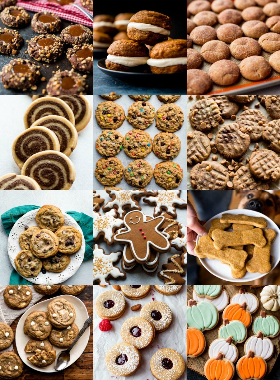 SCA Sallys Cookie Addiction Recipes