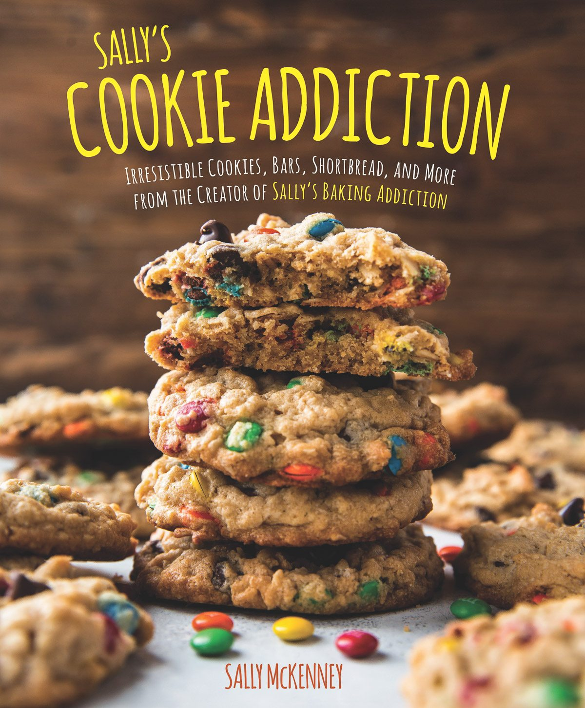 Sally's Cookie Addiction Cover