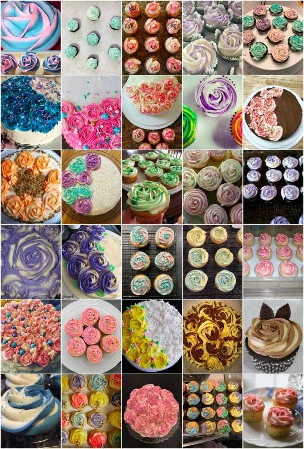 april baking challenge photos