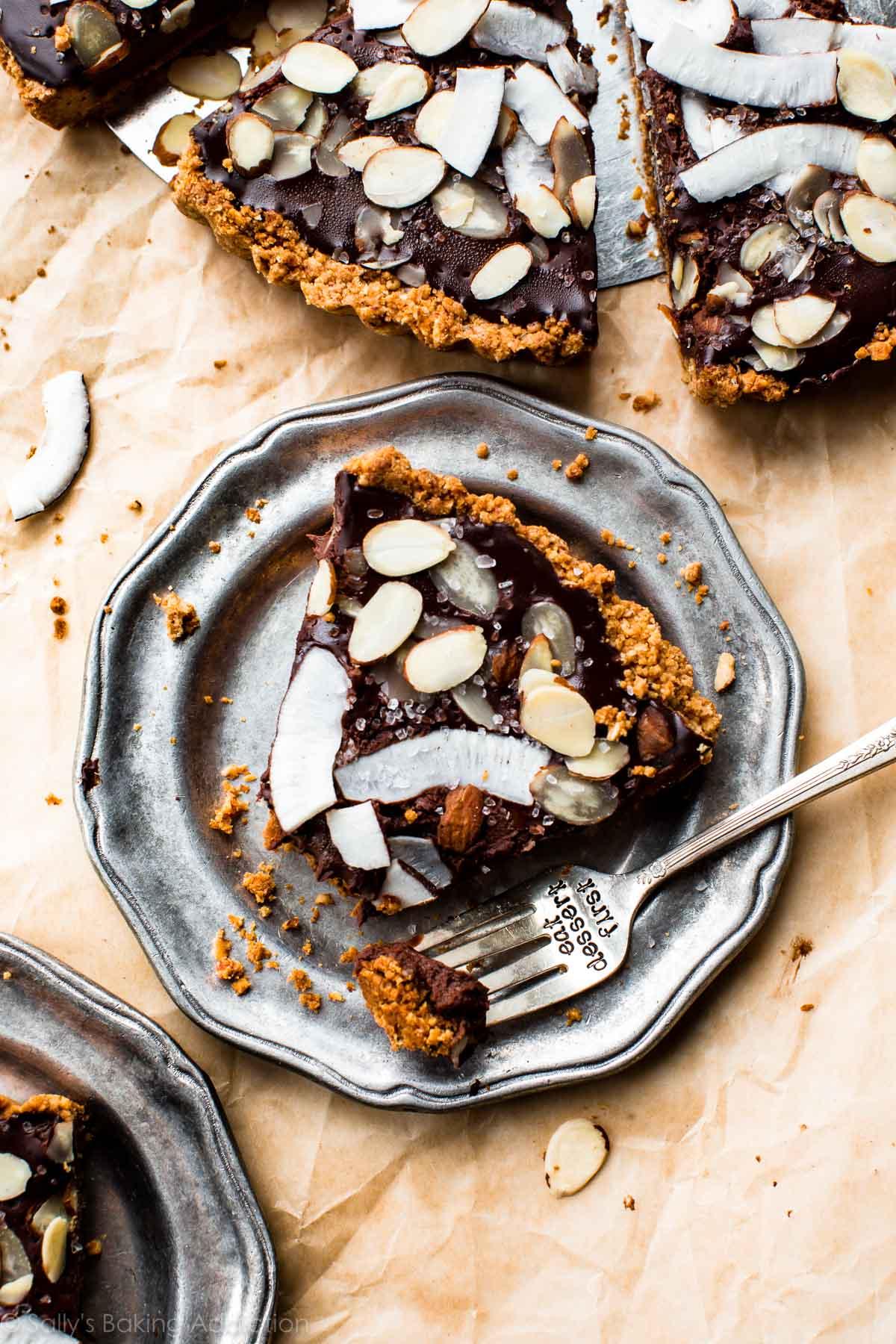 Coconut tart recipes easy