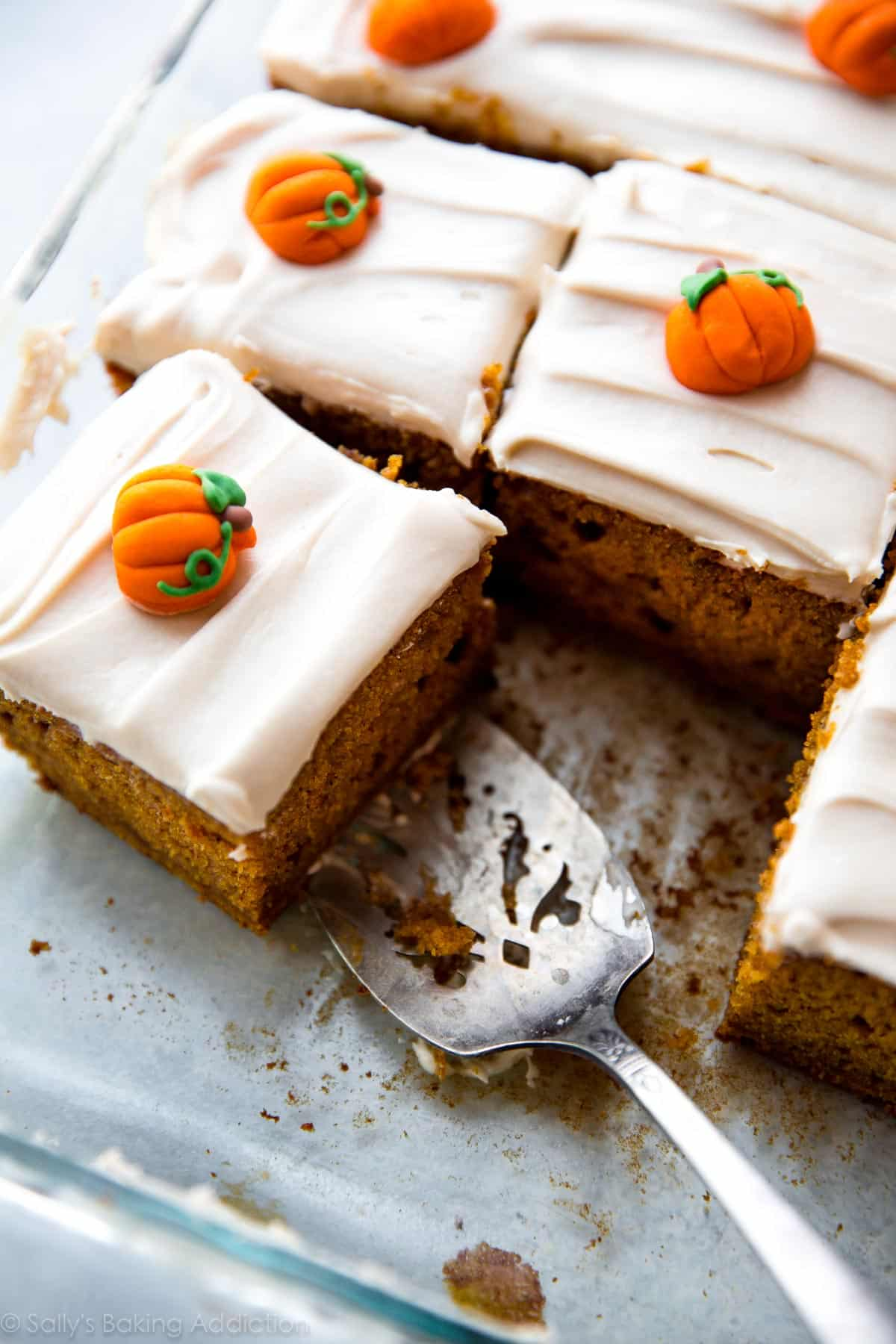 The Best Pumpkin Cake I Ve Ever Had Sallys Baking Addiction