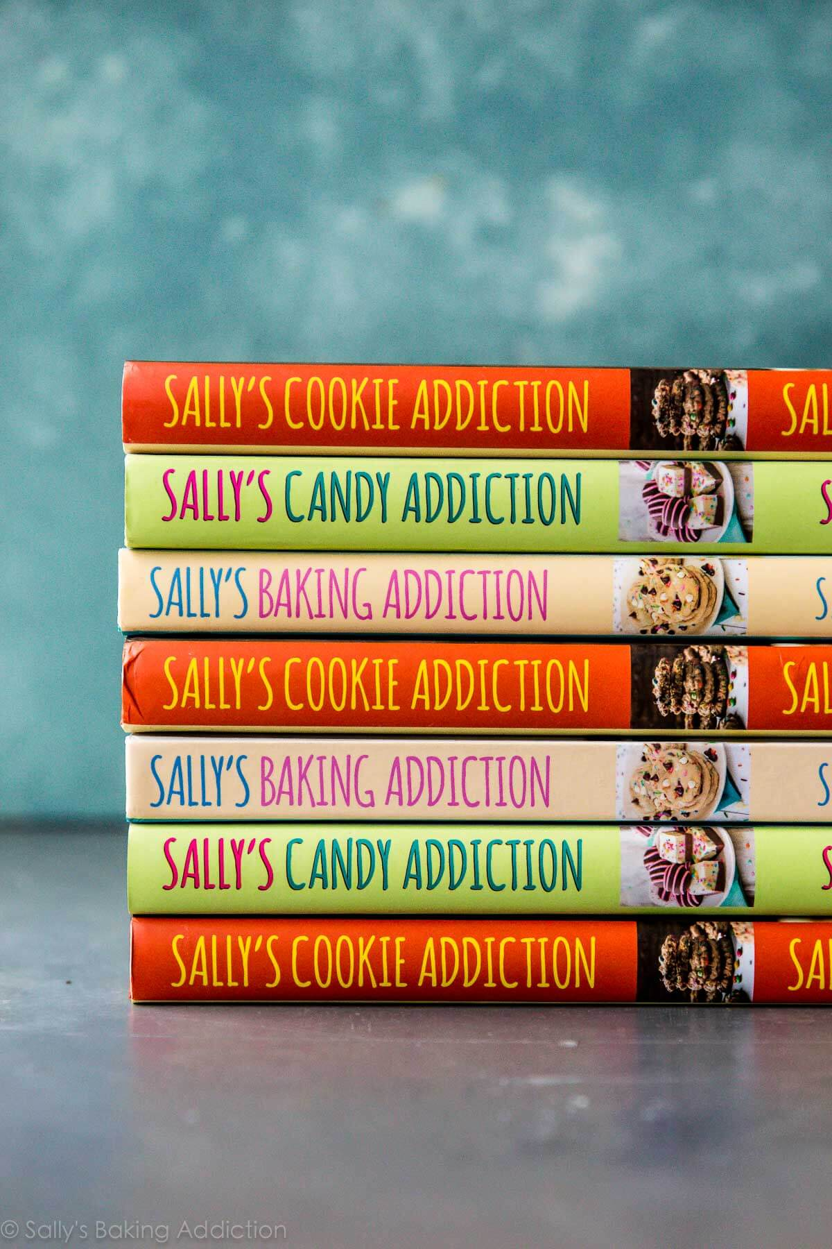 Sally's Baking Addiction cookbook giveaway