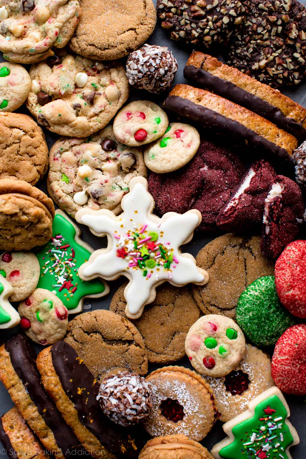 50 christmas cookie recipes sallys baking addiction
