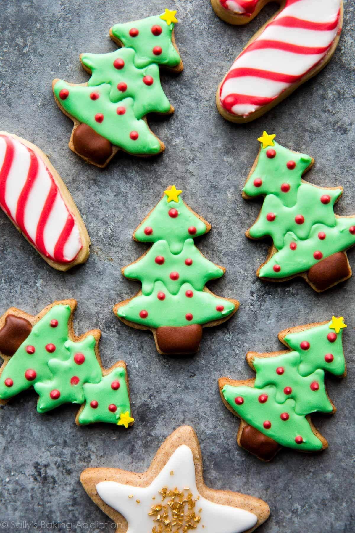1 Sugar Cookie Dough, 5 Ways to Decorate - Sallys Baking Addiction