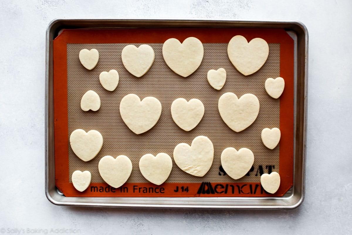 How to clean silicone baking mats on sallysbakingaddiction.com