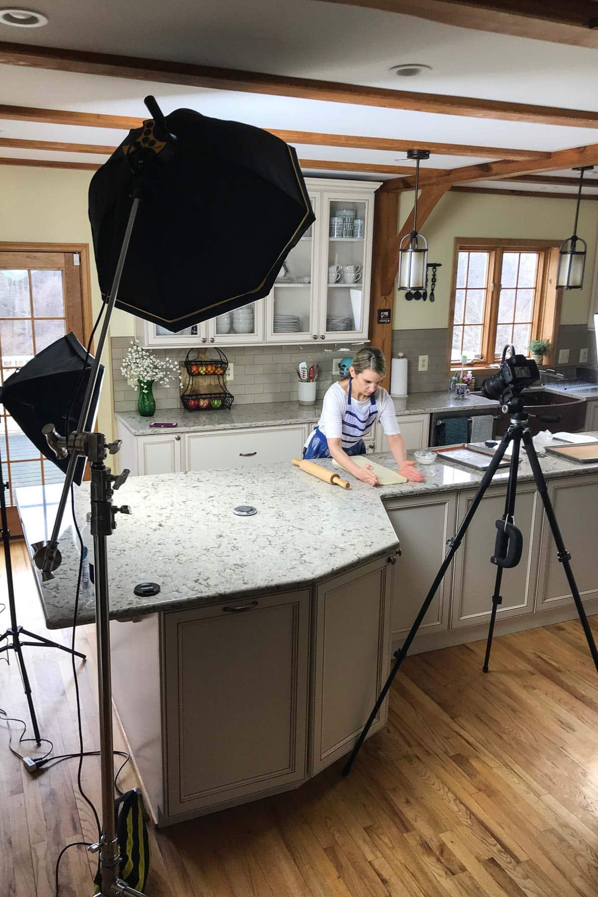 Shooting videos