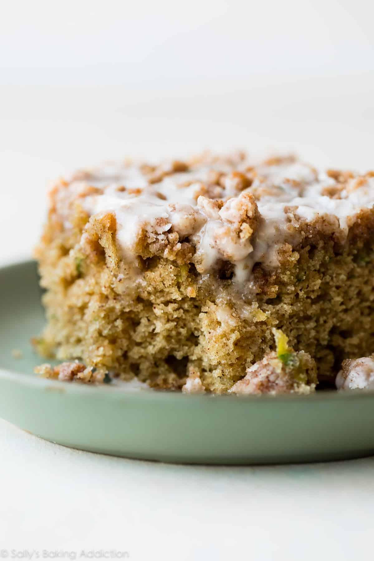 Zucchini Cake - 8 Recipes for Delicious Squash Cake 60