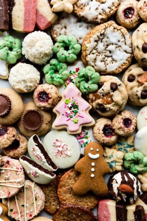 75+ Christmas Cookies