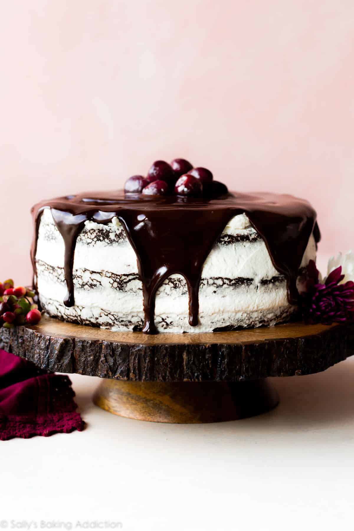 Black Forest Cake | Sally's Baking Addiction