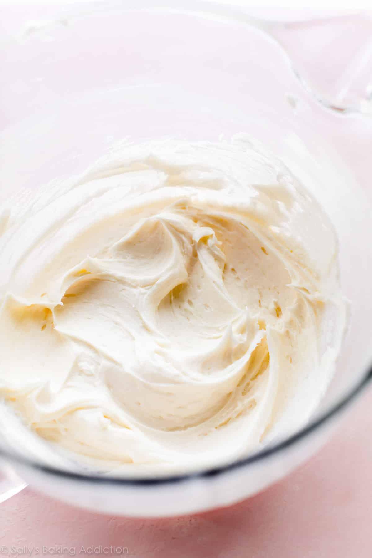 Vanilla almond buttercream